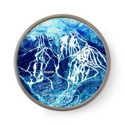 Ski Mountain Bottle Coaster