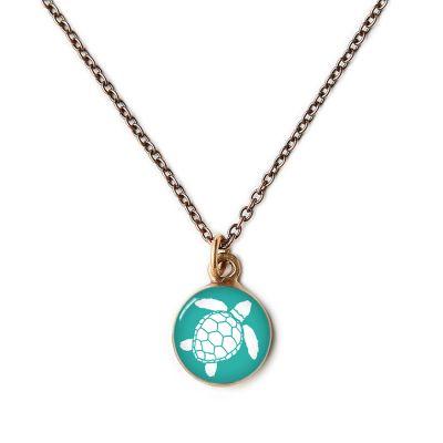 Bronze Mini Necklace