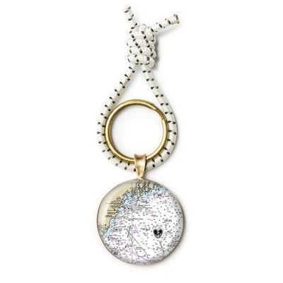 MCFA Bronze Key Ring