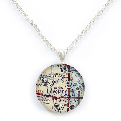 Silver Medium Necklace