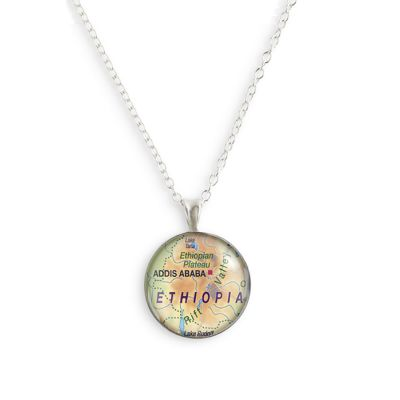 Silver Extra Small Necklace