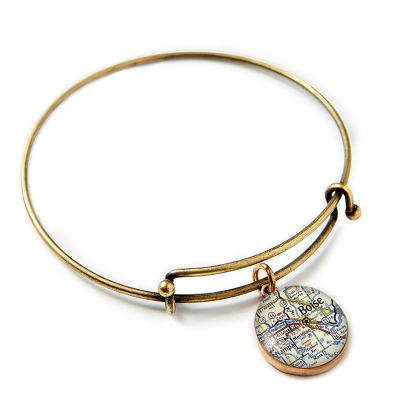 Bronze Expandable Bangle