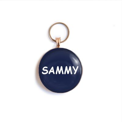 Name Dog ID Tag