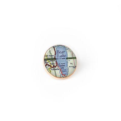 Bronze Tie/Lapel Pin