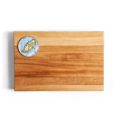 Bustins Island Cutting Board