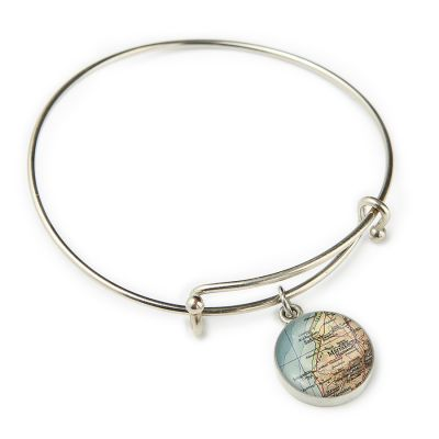 Pewter Expandable Bangle