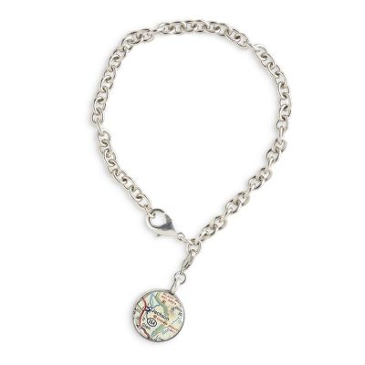 Pewter Charm Bracelet