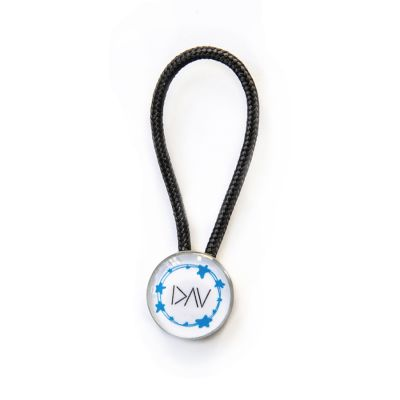 Type 1 Diabetes Zipper Pull