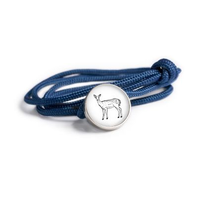 The Woods Maine Rope Bracelet