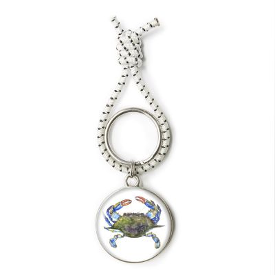 Valerie Paul Pewter Key Ring